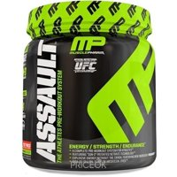 Фото MusclePharm Assault New 435 g (30 servings)