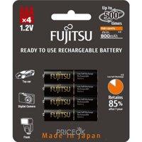 Фото Fujitsu AAA 900mAh NiMh 4шт HR-4UTHCEX (4B)