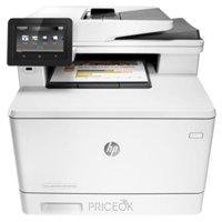 Фото HP Color LaserJet Pro MFP M477fdn