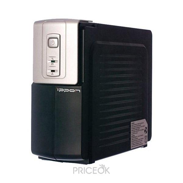ИБП Ippon Back Verso 800 800VA/420W (4+2 EURO)