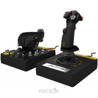 Фото Saitek X55 Rhino H.O.T.A.S. System For PC