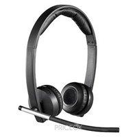Фото Logitech Wireless Headset Dual H820e