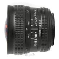 Фото Lensbaby Circular with Fisheye Sony E