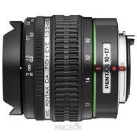 Фото Pentax SMC DA Fish-Eye 10-17mm f/3.5-4.5 ED (IF)