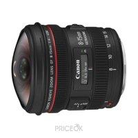 Фото Canon EF 8-15mm f/4.0L Fisheye USM