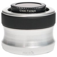 Фото Lensbaby Scout with Fisheye Canon EF
