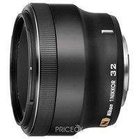 Фото Nikon 32mm f/1.2 Nikkor 1