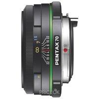 Фото Pentax DA 70mm f/2.4 Limited HD