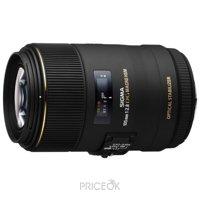 Фото Sigma 105mm f/2.8 EX DG OS HSM Macro Nikon F