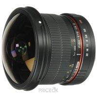 Фото Samyang 8mm f/3.5 AS IF UMC Fish-eye CS II AE Nikon