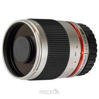 Фото Samyang 300mm f/6.3 ED UMC CS Reflex Mirror Lens Sony NEX