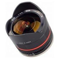 Фото Samyang 8mm f/2.8 UMC Fish-eye Sony E