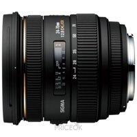 Фото Sigma 24-70mm f/2.8 IF EX DG ASPHERICAL HSM Nikon F