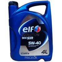 Фото ELF Evolution 900 SXR 5W-40 4л
