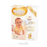 Фото Huggies Elite Soft 3 (80 шт.)