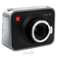 Фото Blackmagic Cinema Camera EF