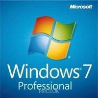 Фото Microsoft Windows 7 SP1 Профессиональная 64 bit Английский (коробочная версия) OEM (FQC-08289)