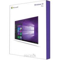 Фото Microsoft Windows 10 Профессиональная 32/64 bit Все языки (электронная лицензия) (FQC-09131)