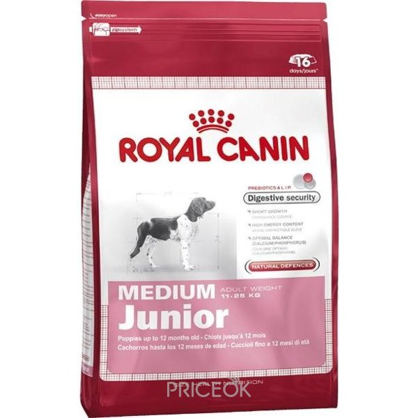 Корм royal canin professional giant junior