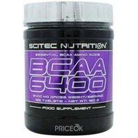 Фото Scitec Nutrition BCAA 6400 125 tabs