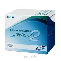 Фото Bausch&Lomb Pure Vision 2 HD