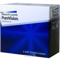 Фото Bausch&Lomb Pure Vision