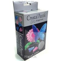 Фото Crystal Puzzle Бабочка Голубая (90122)