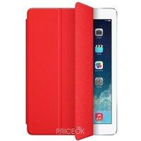 Фото Apple Smart Cover iPad Air - Red (MF058)