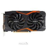 Фото Gigabyte GeForce GTX 1050 Ti G1 Gaming 4Gb (GV-N105TG1 GAMING-4GD)