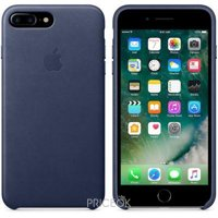 Фото Apple iPhone 7 Plus Leather Case - Midnight Blue (MMYG2)