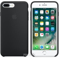 Фото Apple iPhone 7 Plus Silicone Case - Black (MMQR2)