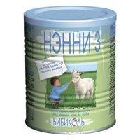 Фото Бибиколь Молочная смесь Нэнни 3 с пребиотиками, с 12 мес. 400 г