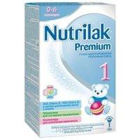 Фото Nutrilak Молочная смесь Нутрилак Premium 1, с рождения до 6 мес, 400 г