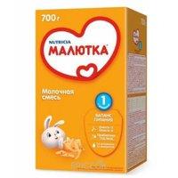 Фото Nutricia Молочная смесь Малютка 1, с рождения, 700 г