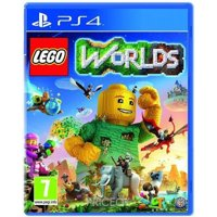 Фото LEGO Worlds (PS4)