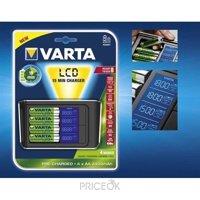 Фото Varta LCD Ultra Fast Charger (57675)