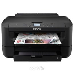 Принтер, копир, МФУ Epson WorkForce WF-7210DTW