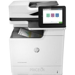 Принтер, копир, МФУ HP Color LaserJet Enterprise MFP M681dh