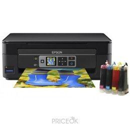 Принтер, копир, МФУ Epson Expression Home XP-352