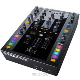 Фото Native Instruments Traktor Kontrol Z2