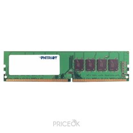 Фото Patriot 4GB DDR4 2133MHz (PSD44G213382)