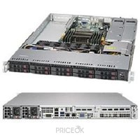Фото SuperMicro SYS-1018R-WC0R