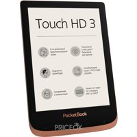 Фото PocketBook 632 Touch HD