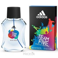 Фото Adidas Team Five EDT