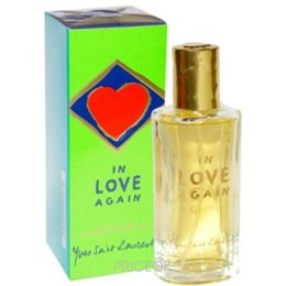 Женскую парфюмерию Yves Saint Laurent In Love Again EDT
