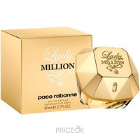 Фото Paco Rabanne Lady Million EDP