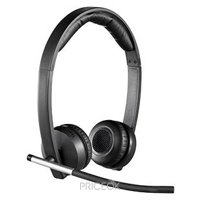 Фото Logitech Wireless Headset Dual H820e