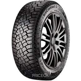 Continental ContiIceContact 2 SUV (225/50R17 98T)