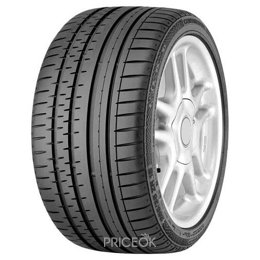 Фото Continental ContiSportContact 2 (215/40R18 89W)