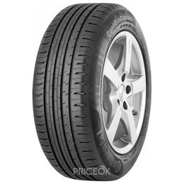 Фото Continental ContiEcoContact 5 (205/55R16 91W)
